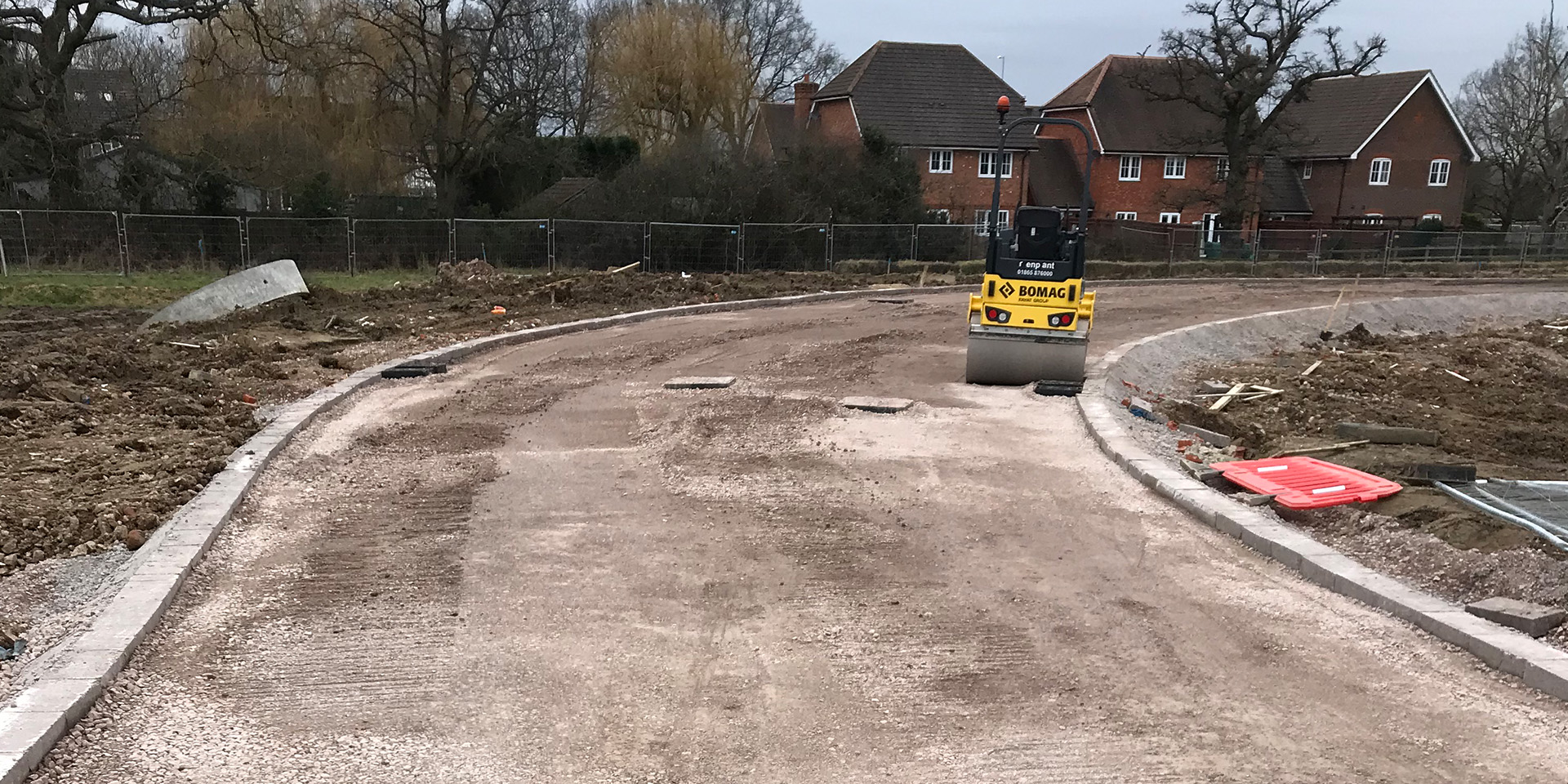 DR Groundworks - Civil Engineering - Hampshire South Portsmouth Southampton